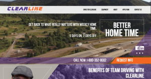 trucking website