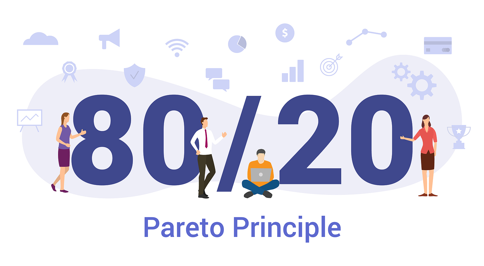 Reflect on the previous year to utilize the Pareto Principle